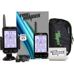 TireMinder TM-77 Tire Pressure Monitoring System with 6 Transmitters found on Bargain Bro India from Camping World for $358.88