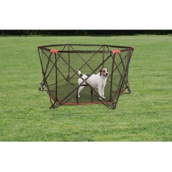 6-Panel Portable Pet Pen found on Bargain Bro Philippines from Camping World for $70.75