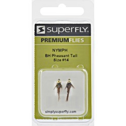 Superfly Nymph-BH Pheasant Tail found on Bargain Bro India from Camping World for $3.22