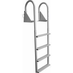 Dockmate Wide 7-Step Flip-Up Dock Ladder found on Bargain Bro India from Camping World for $339.99