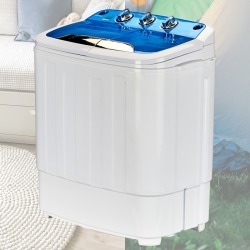 GloBest Portable Twin-Tub Washing Machine