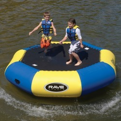 The Bongo 10 Transportable Bounce Platform, Standard Edition found on Bargain Bro Philippines from Camping World for $999.99