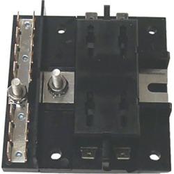 Sierra 4-Gang Fuse Block, Sierra Part #FS40430