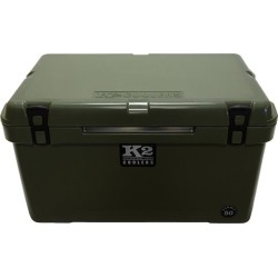 K2 Summit 50 Quart Cooler, Duck Boat Green found on Bargain Bro from Camping World for USD $223.05