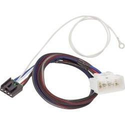 Brake Control Wiring Adapter for Toyota, 2 Plugs found on Bargain Bro Philippines from Camping World for $12.97