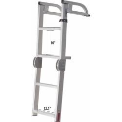 Toonmate 4-Step Folding Pontoon Ladder
