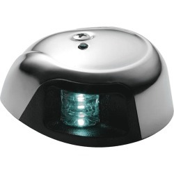 Attwood LED Deck-Mount Port Light With 1 NM Visibility, Green found on Bargain Bro Philippines from Camping World for $33.99