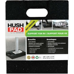 Hush Pad Motorcoach Leveling Pad found on Bargain Bro India from Camping World for $26.77