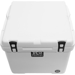 K2 Summit 60 Quart Cooler, Glacier White found on Bargain Bro from Camping World for USD $273.59