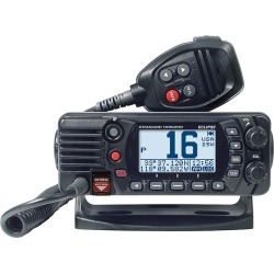 Standard Horizon Eclipse GX1400 Fixed-Mount Class D DSC VHF Radio found on Bargain Bro Philippines from Camping World for $149.99