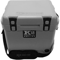 K2 Summit 20 Quart Cooler, Steel Gray found on Bargain Bro from Camping World for USD $121.59