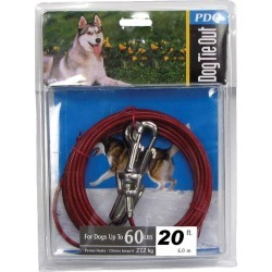 20' Dog Tie Out found on Bargain Bro from Camping World for USD $5.31
