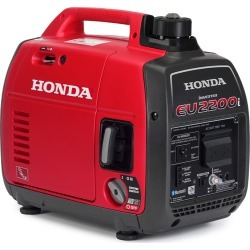 Honda Generator EU2200i Inverter Generator with CO-MINDER