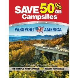 Passport America - 2 Year found on Bargain Bro Philippines from Camping World for $79.95