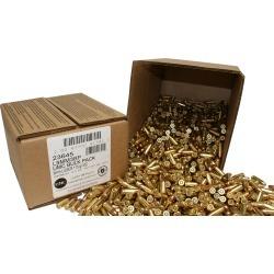 Remington UMC Handgun Ammo Bulk Box, 9MM Luger, 115-gr, MC, 1000 Rounds
