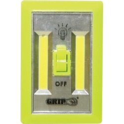 Glow-in-the-Dark COB LED Light Switch