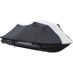 Covermate Ready-Fit PWC Cover for Sea Doo GTI SE with mirrors '09-'10 found on Bargain Bro India from Camping World for $44.72