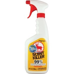 Wildlife Research Center Scent Killer Spray, 24-oz. spray bottle found on Bargain Bro India from Camping World for $10.44