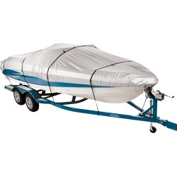 Covermate 300 Trailerable Boat Cover for 14'-16' V-Hull, Tri-Hull Boat found on Bargain Bro India from Camping World for $48.99