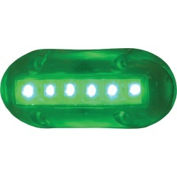 T-H Marine High-Intensity Underwater Light, Green