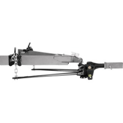 Pro Series Trunnion Weight Distribution Hitch, 12,000 lb. trailer weight
