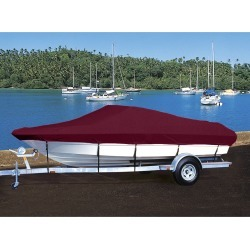 Hot Shot Coated Polyester Boat Cover For Four Winns 170 Freedom Bow Rider found on Bargain Bro from Camping World for USD $224.82