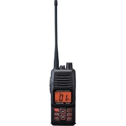 Standard Horizon HX407 Commercial Grade Handheld UHF Transceiver - 400-430MHz found on Bargain Bro Philippines from Camping World for $333.32
