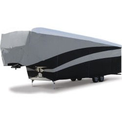 """Camco Ultra Shield Cover, Travel Trailer, 28'7"""" to 31'6"""""""