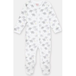 Cath Kidston Elephants Small Bodysuit in Ivory, 3-6 Mo found on Bargain Bro UK from Cath Kidston (UK)