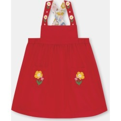 Cath Kidston Baby Rosie Pinafore Dress in Red, 18-24 Mo found on Bargain Bro UK from Cath Kidston (UK)