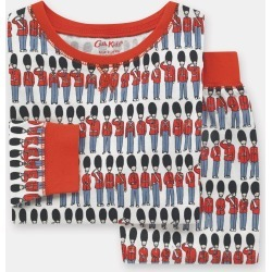 Cath Kidston Kids Pyjamas London Guards in Oyster Shell, 5-6 yr found on Bargain Bro UK from Cath Kidston (UK)