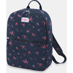 Cath Kidston Millfield Rose Ditsy Foldaway Backpack in Charcoal found on Bargain Bro UK from Cath Kidston (UK)