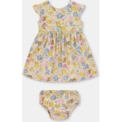 Cath Kidston Park Meadow Baby Ayda Dress in Warm Cream, 9-12 Mo found on Bargain Bro UK from Cath Kidston (UK)