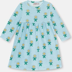 Cath Kidston Petal Flowers Baby Everyday Dress in Blue Grey, 9-12 Mo found on Bargain Bro UK from Cath Kidston (UK)