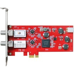 TBS 6902 Dual Satellite HD Low-profile PCIe TV Tuner Card DVB-S2 found on Bargain Bro UK from CCL COMPUTERS LIMITED