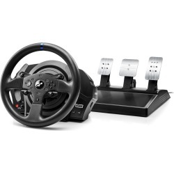 Thrustmaster T300 RS GT Edition Steering Wheel and Pedal Set found on Bargain Bro UK from CCL COMPUTERS LIMITED