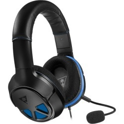 Turtle Beach Ear Force Recon 150 Gaming Headset (Black) for PCs and Sony PS4/PS4 Pro Consoles