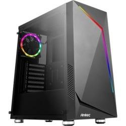Antec NX300 Mid Tower Gaming Case - Black USB 3.0