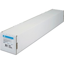 HP (914mm x 30.5m) Heavyweight Coated Paper on a Roll 130gsm (White) for the DesignJet 800, 800PS, 500 A