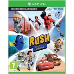 Rush: A Disney Pixar Adventure for Xbox One found on Bargain Bro UK from CCL COMPUTERS LIMITED