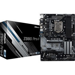 ASRock Z390 PRO4 ATX Motherboard for Intel LGA1151 CPUs found on Bargain Bro UK from CCL COMPUTERS LIMITED