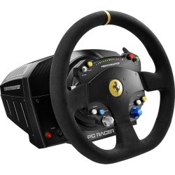 Thrustmaster TS-PC RACER Ferrari 488 Challenge Edition Racing Wheel found on Bargain Bro UK from CCL COMPUTERS LIMITED