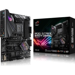 ASUS ROG STRIX B450-F GAMING ATX Motherboard for AMD AM4 CPUs found on Bargain Bro UK from CCL COMPUTERS LIMITED