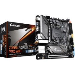 Gigabyte Z390 I AORUS PRO WIFI ITX Motherboard for Intel 1151 CPUs found on Bargain Bro UK from CCL COMPUTERS LIMITED