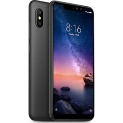 Xiaomi Redmi Note 6 Pro (6.26 inch) 64GB 20MP Smartphone (Black) found on Bargain Bro UK from CCL COMPUTERS LIMITED
