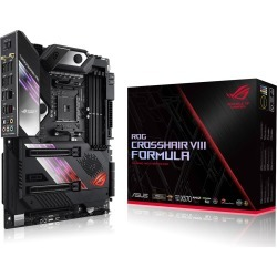 ASUS ROG Crosshair VIII Formula ATX Motherboard for AMD AM4 CPUs found on Bargain Bro UK from CCL COMPUTERS LIMITED