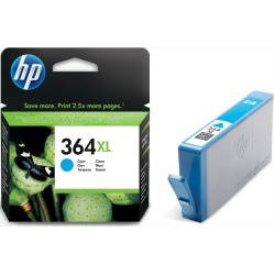 HP 364XL (Yield: 750 Pages) Cyan Ink Cartridge found on Bargain Bro UK from CCL COMPUTERS LIMITED