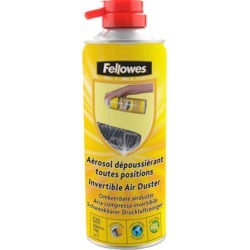 Fellowes HFC Free Invertible Air Duster Spray for Printers, Keyboards and Other Electrical Equipment 200ml
