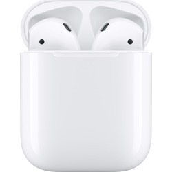 Apple AirPods In-Ear Wireless Headphones with Charging Case found on Bargain Bro UK from CCL COMPUTERS LIMITED