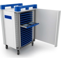 LapCabby TabCabby 16H Sync and Charge Cabinet for 16 Tablets
